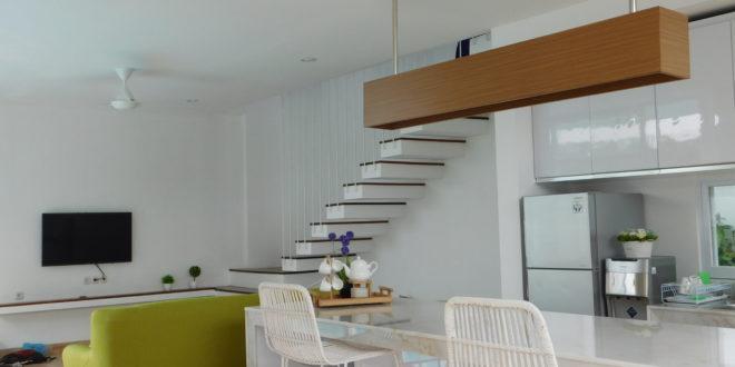 Comment aménager un espace cuisine salon dans un petit appartement ?